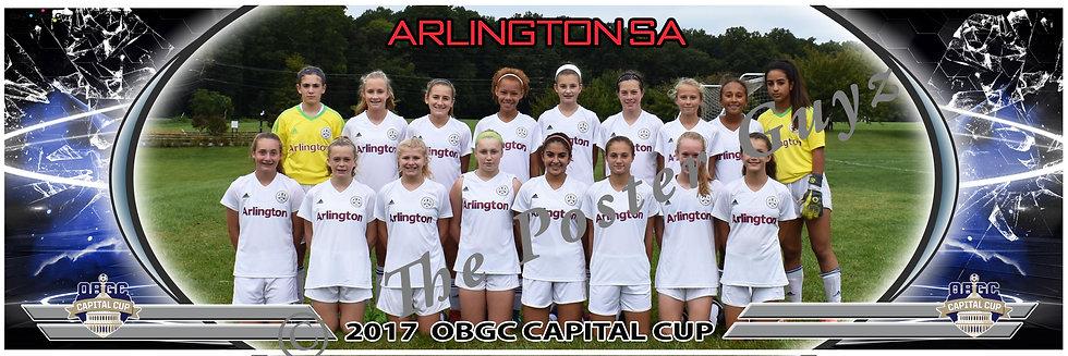 ARLINGTON SA 2004 GIRLS RED Girls U14