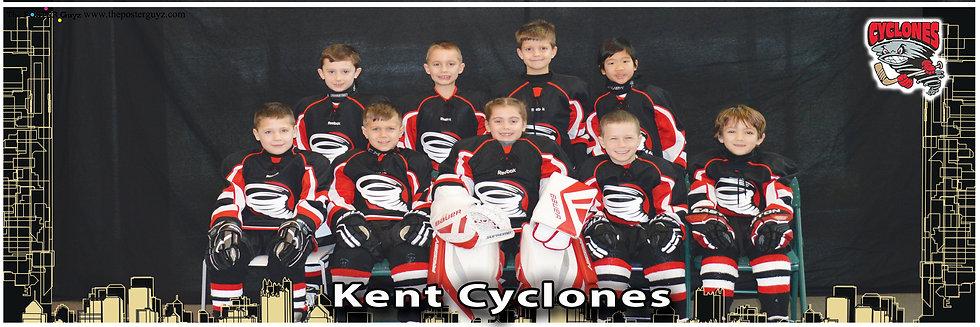 Kent Cyclones White
