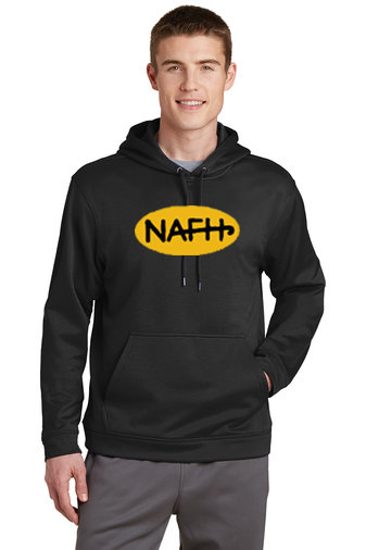 NAFH-Performance Hoodie-NAFH Logo
