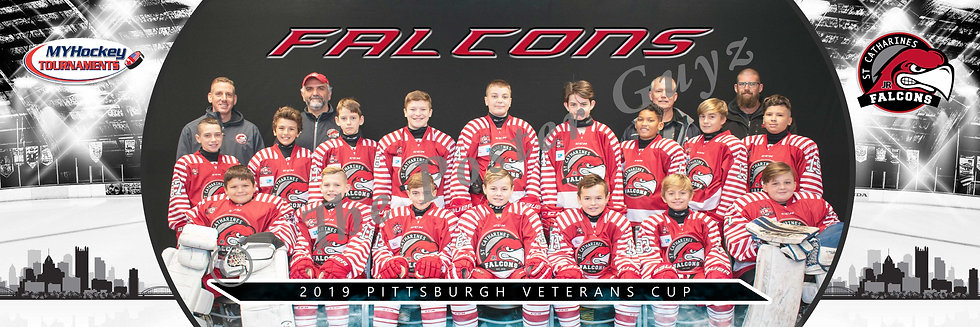 St Catherines Falcons Peewee A