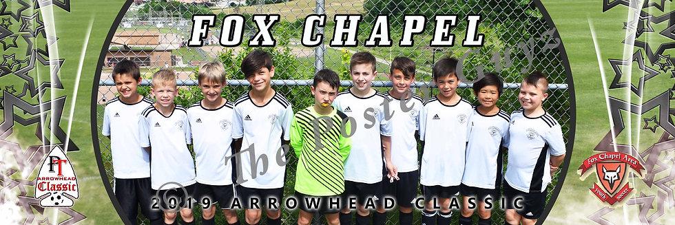 Fox Chapel - Torres U10B