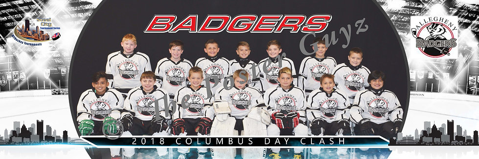 Allegheny Badgers Squirt A