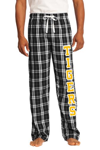 Black Flannel Pants