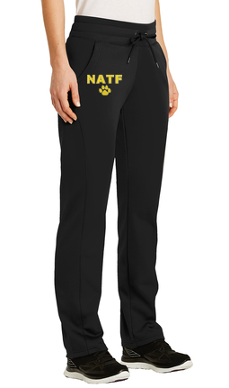 Ladies Performance Fleece Pants