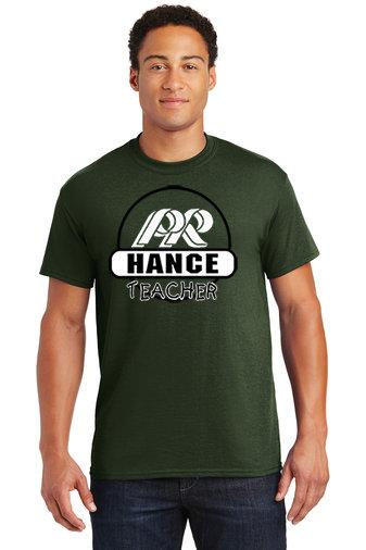 Hance-Short Sleeve-Round Logo