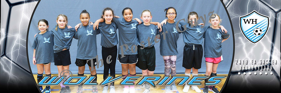 Woodland Hills Wolverines U-10 Girls
