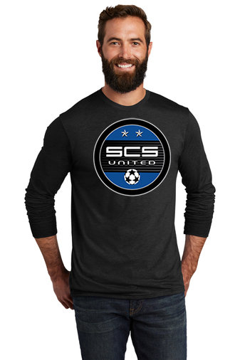 SCS-Allmade Recycled Long Sleeve-Round Logo