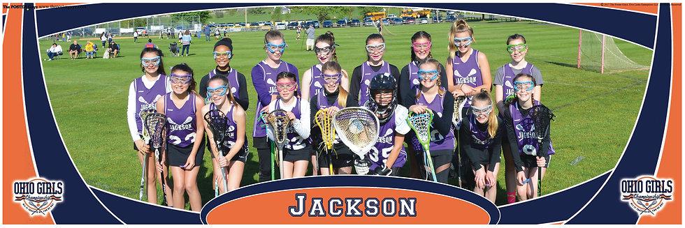 Jackson 5-6 Gold