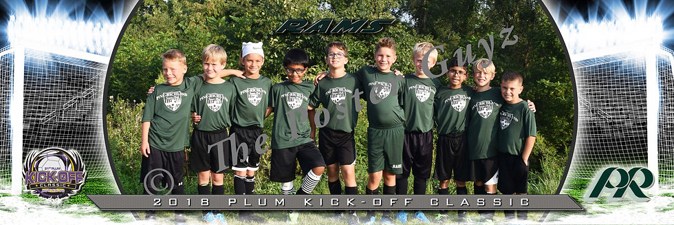 Pine Richland Rams United Boys U9