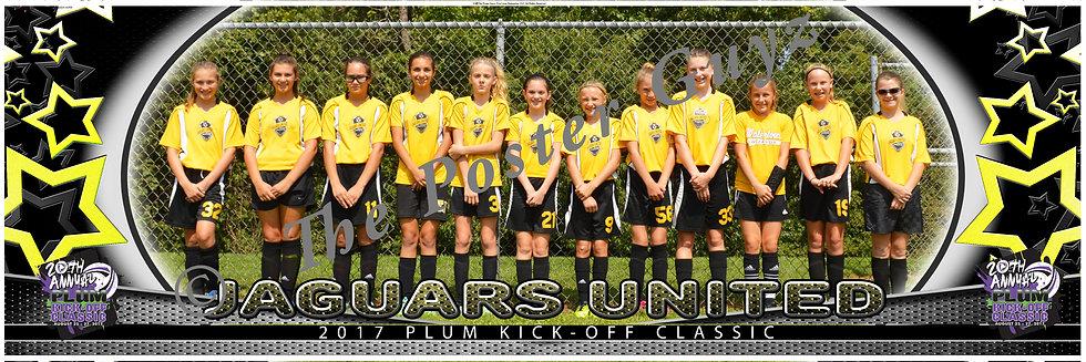Jaguars United Jaguars u13G