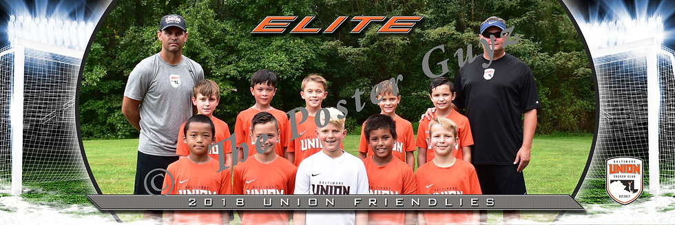 Baltimore Union 08 Elite BU12