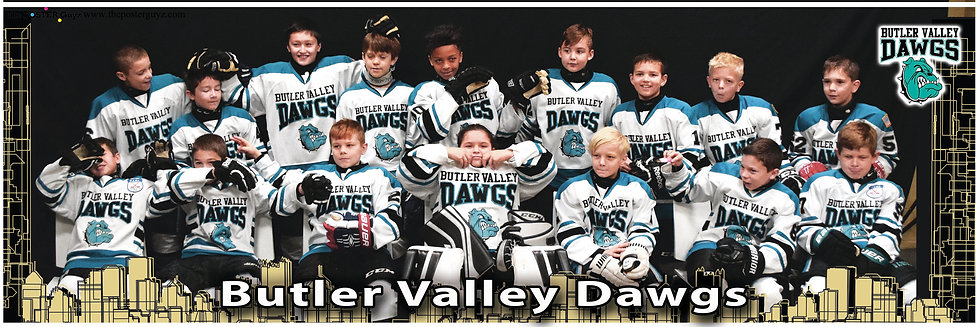 Butler Valley Dawgs Squirt AA - Funny