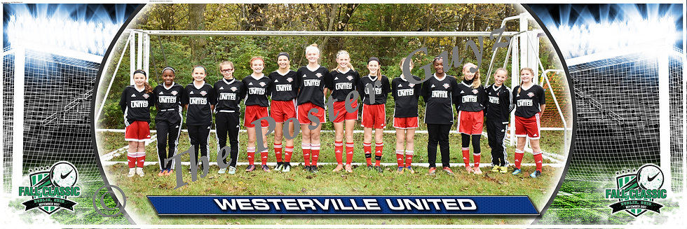 Westerville United FC 2005G Girls U13