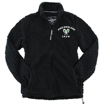 PR Crew-Women's Full Zip Sherpa Jacket