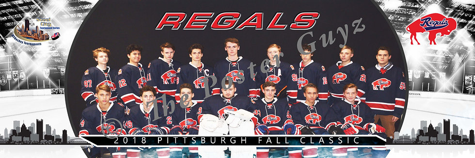 Buffalo Regals Midget Minor AA