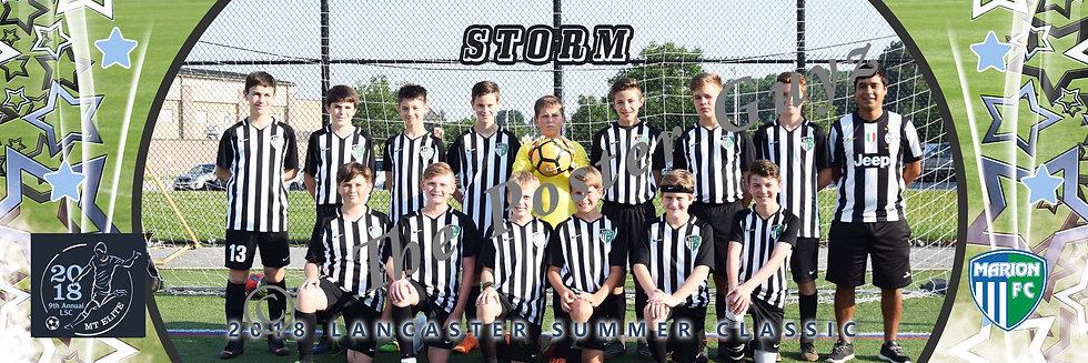 Marion Futbol MFC Storm U14B