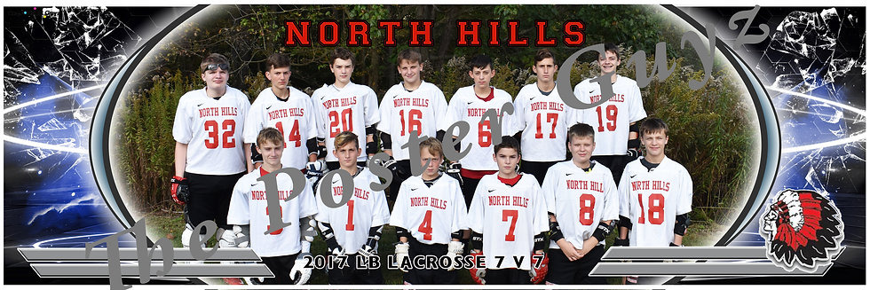 North Hills Lacrosse - NHLAX U14