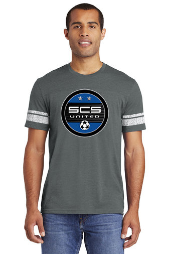 SCS-Men's District Game Shirt-Round Logo