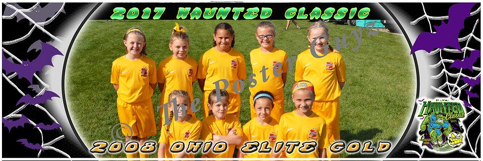 2008 Ohio Elite Gold - G10