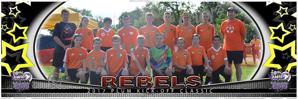 Bethel Park Rebels u14B