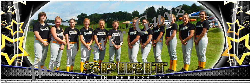 Pittsburgh Spirit Premier 12A