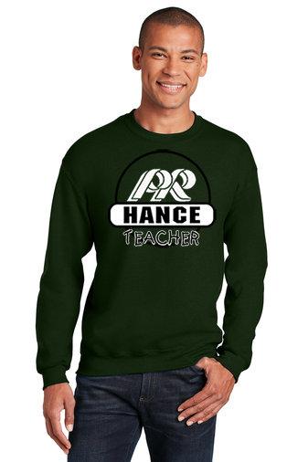 Hance-Crewneck Sweatshirt-Round Logo