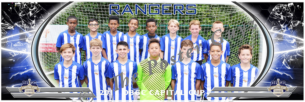 OBGC OLNEY RANGERS BLUE Boys U13