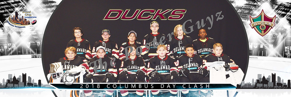 Delaware Ducks Peewee A