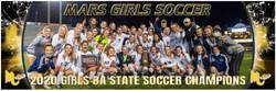 2020 Mars Girls Soccer PIAA Championship