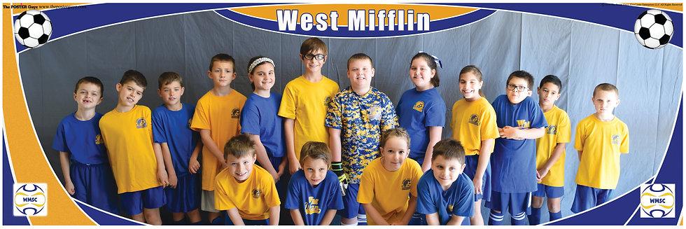West Mifflin U10B combo