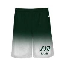 PRHS-Badger Ombre Shorts
