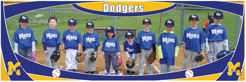 Dodgers Tball