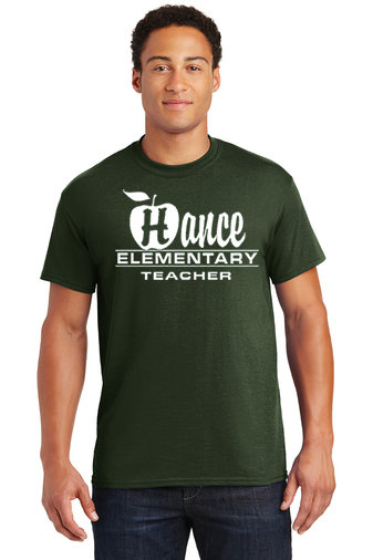 Hance-Short Sleeve-Apple Logo