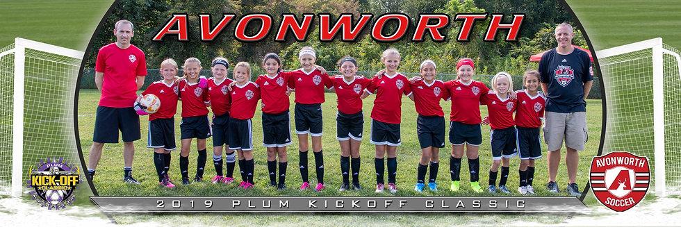 Avonworth Mason Girls U11 Bronze
