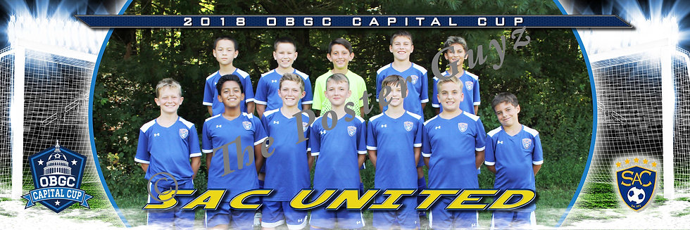 SAC United Blue (MD) Boys U12