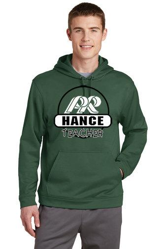 Hance-Performance Hoodie-Round Logo