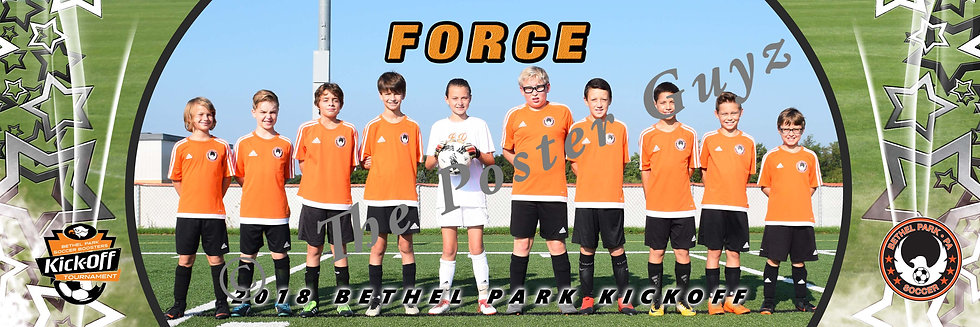 Bethel Park Force BU12
