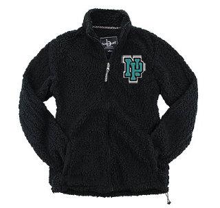 NP Wildcats-Women's Sherpa Full Zip Jacket