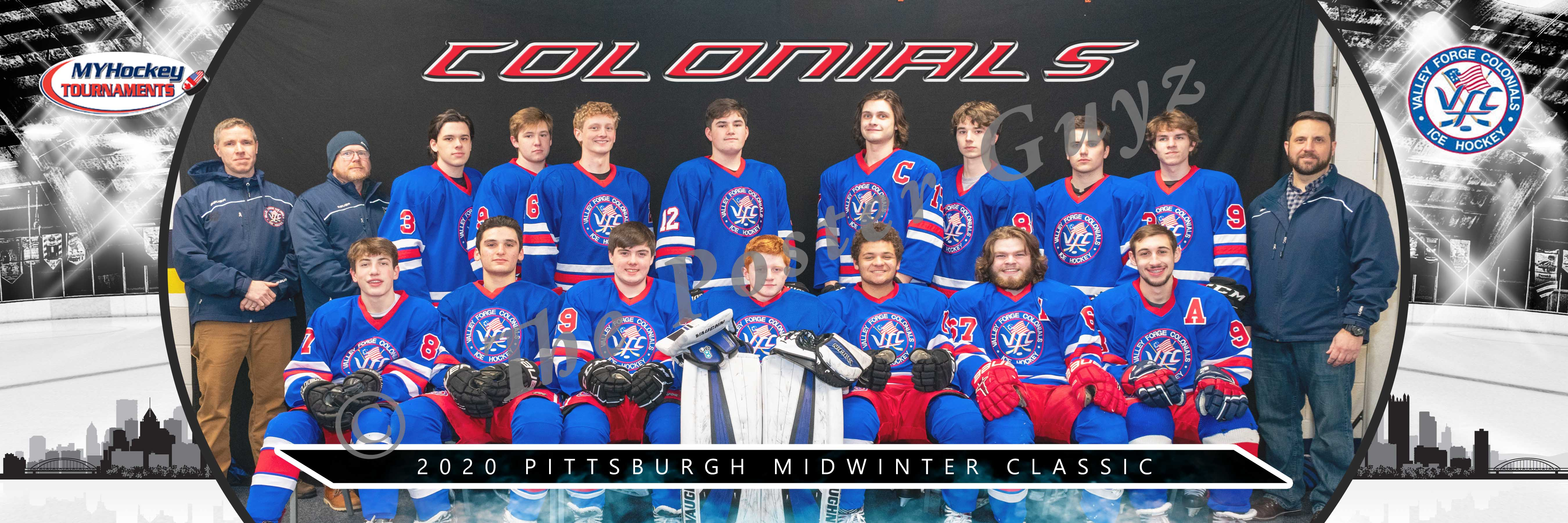 Valley Forge Colonials Midget Major A2