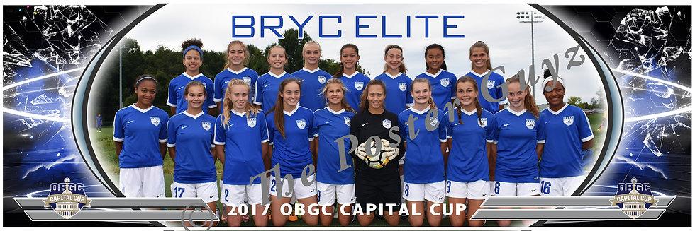 BRYC ELITE ACADEMY ECNL U15 Girls U15