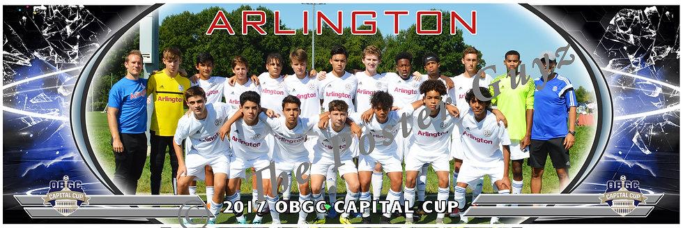 ARLINGTON SA 2002 BOYS RED Boys U16
