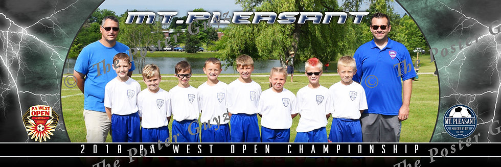 Mt Pleasant U10B Snyder