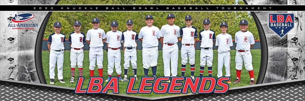 LBA Legends 10U Open