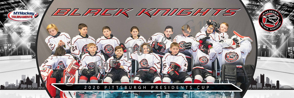 Palmyra Black Knights Squirt AA Funny