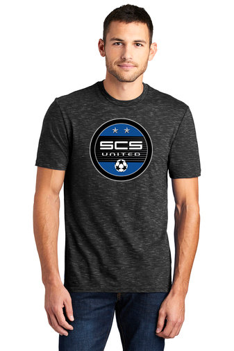 SCS-Men's District Medal Shirt-Round Logo