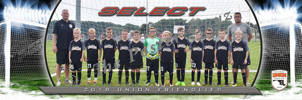 Baltimore Union 2009 Select Baltimore Union BU10