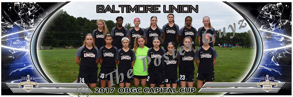 BALTIMORE UNION SC ELITE 04 Girls U14