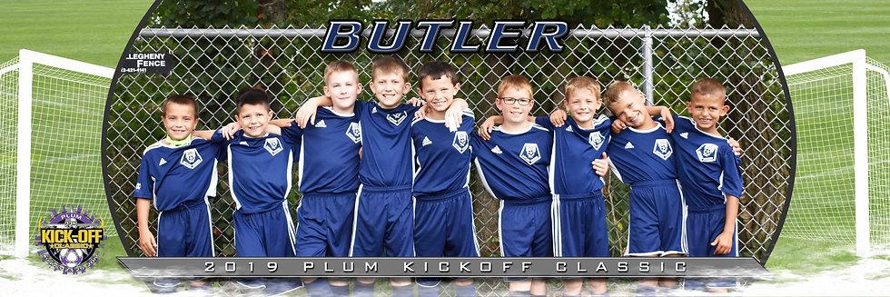 Butler Boys U10 Silver