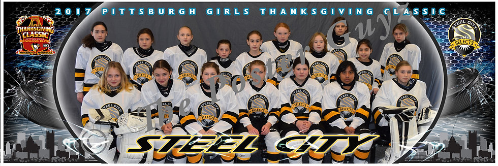 Steel City Select u12 serious
