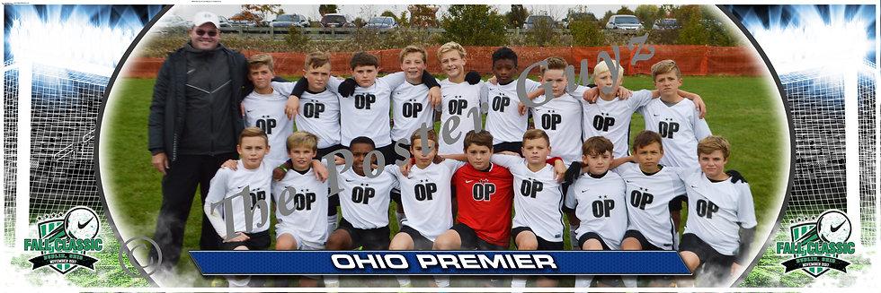 Ohio Premier OP White Boys U11